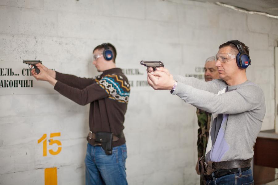 Клуб стрельбы из пистолета в москве ночной клуб видео краснодар